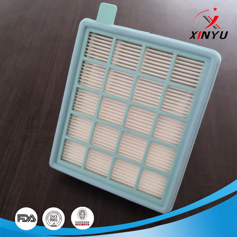 Air Filter Non Woven Fabric For Air Filtration Media