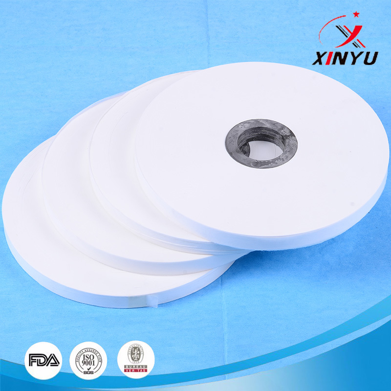 100% Polyester Chemical Bond Non Woven Fabrics Water Blocking Strips Nonwoven