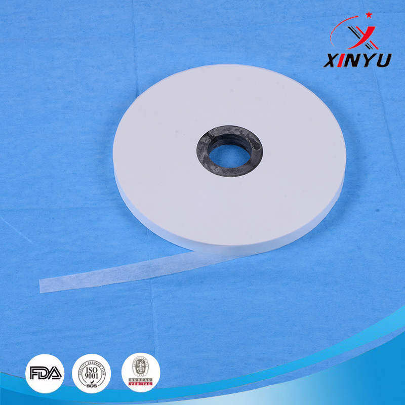 100% Polyester Non Woven Fabrics for Calender Wrapping Tapes