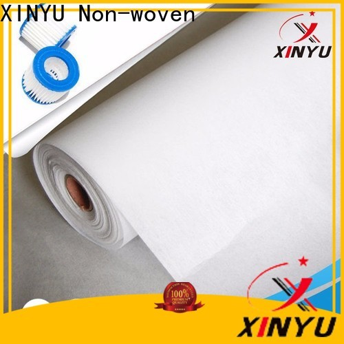 XINYU Non-woven Best non woven air filter Supply for air filtration