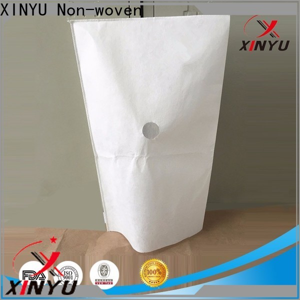 XINYU Non-woven Reliable oil paper filter Suppliers for liquid filter