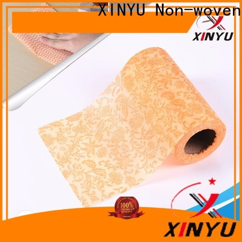 XINYU Non-woven non woven fabric colors factory for flowers packaging