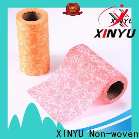 XINYU Non-woven non woven wiper Supply for home