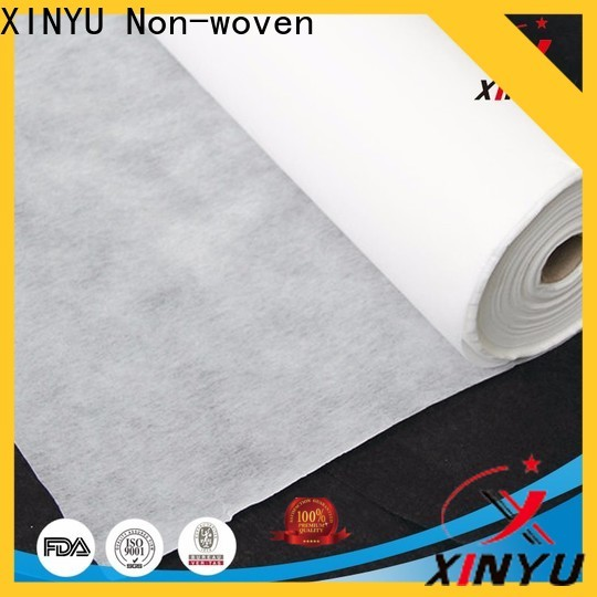 XINYU Non-woven embroidery interlining Suppliers for