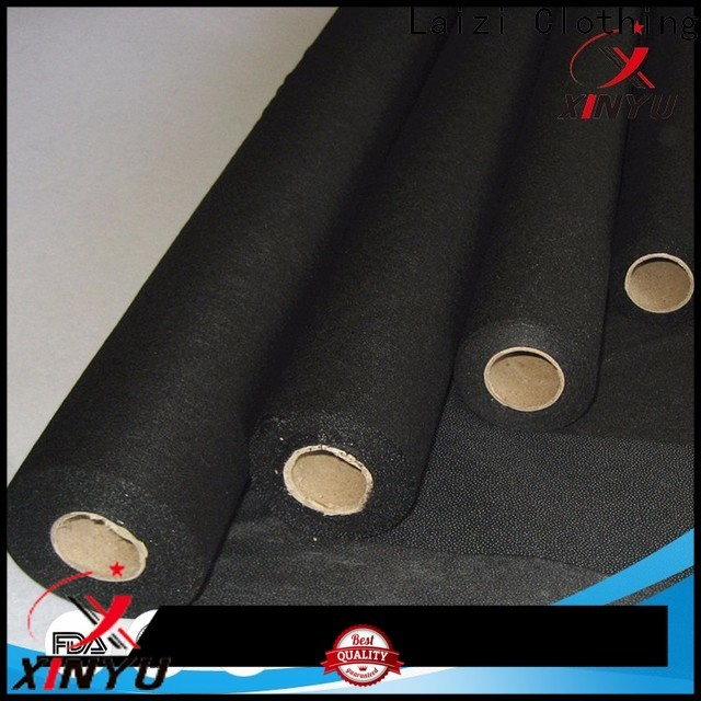 Excellent non woven garment Suppliers for cuff interlining