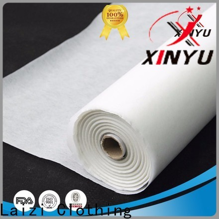 Best fusible interlining factory for jackets