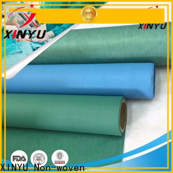 Best properties of non woven fabrics Suppliers for medical