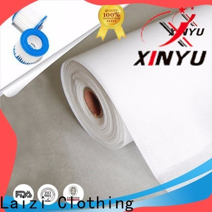 XINYU Non-woven Latest non woven air filter Suppliers for air filter