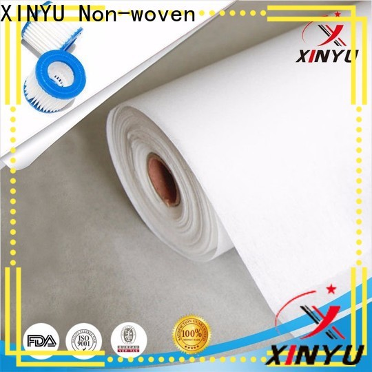 XINYU Non-woven non woven filter fabric Supply for air filtration media