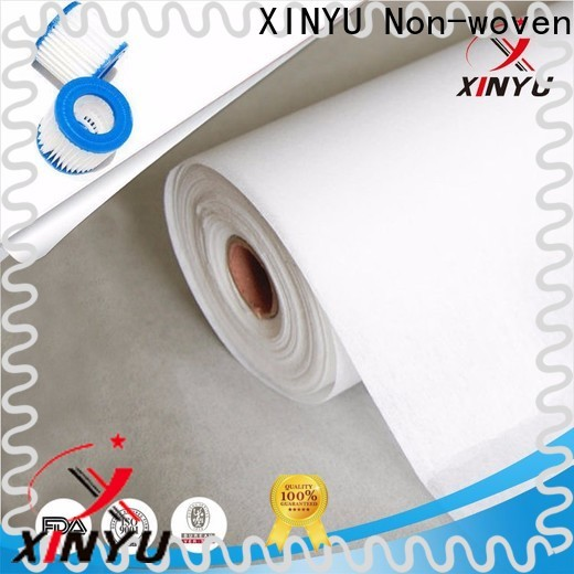 High-quality non woven filter paper for business for air filtration