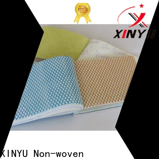 XINYU Non-woven Top flower wrapping company for bouquet packaging