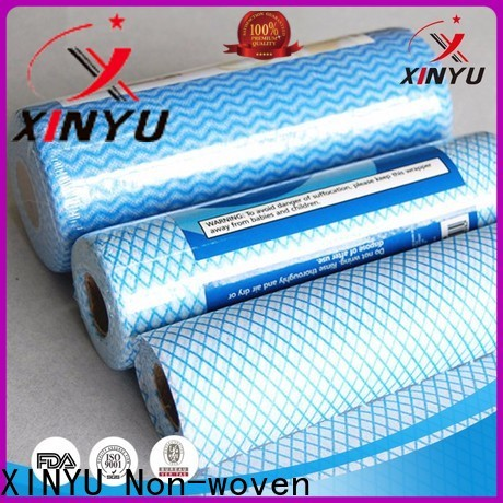 XINYU Non-woven Excellent non woven kitchen wipes company for kitchen wipes