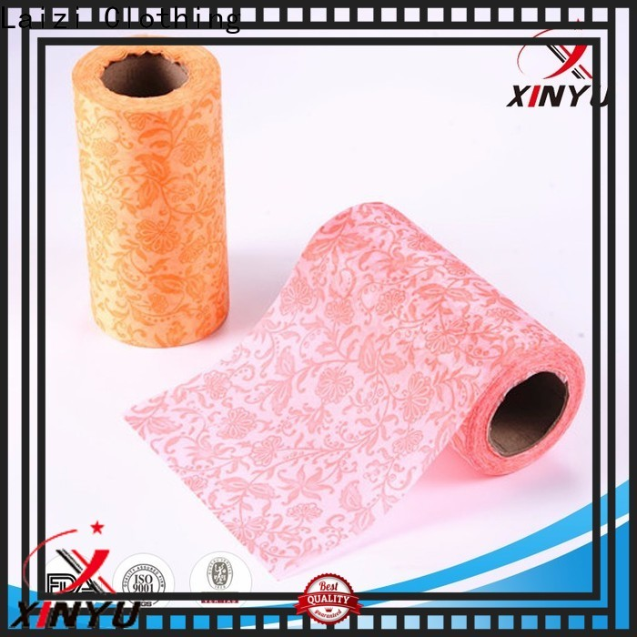 XINYU Non-woven flower bouquet wrapping paper manufacturers for bouquet packaging