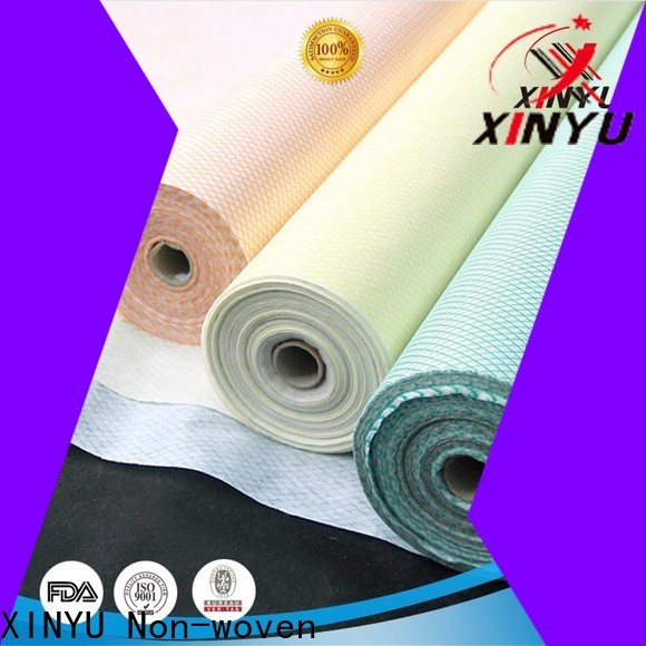 XINYU Non-woven nonwoven cleaning cloth for business for kitchen wipes