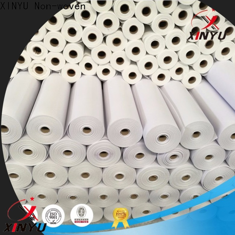 Top fusible nonwoven interlining Supply for garment