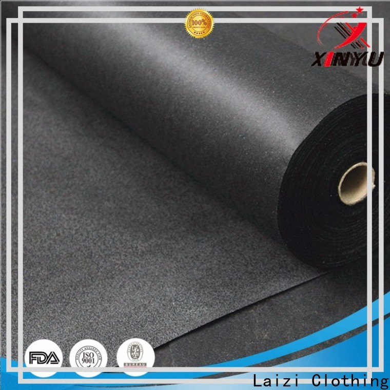 XINYU Non-woven High-quality non woven fusible interlining Supply for embroidery paper