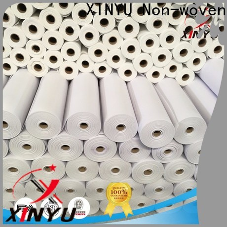 XINYU Non-woven nonwoven suppliers for business for cuff interlining