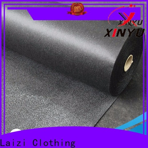 XINYU Non-woven High-quality non woven interlining fabric manufacturers for dress